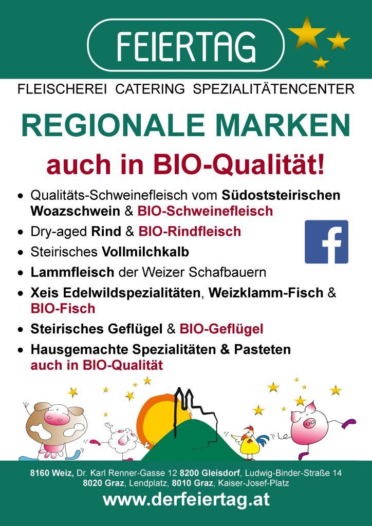 Regionale Spezialitäten_auch in BIO