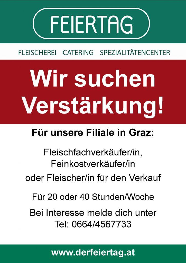 Wir suchen Verstärkung_Verkäufer Graz