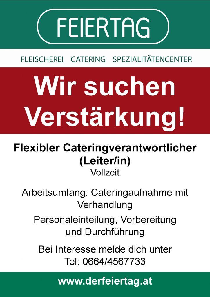 Wir suchen Verstärkung_Catering Leiter