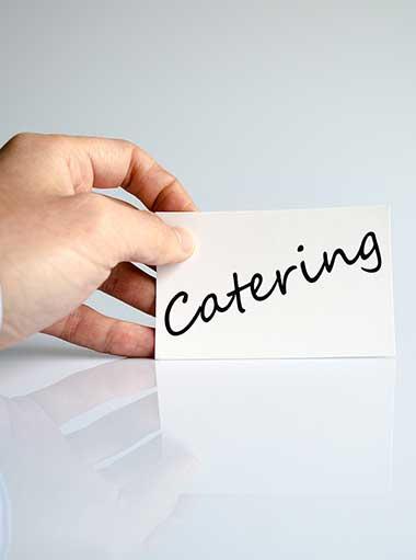 Box Catering - der Feiertag