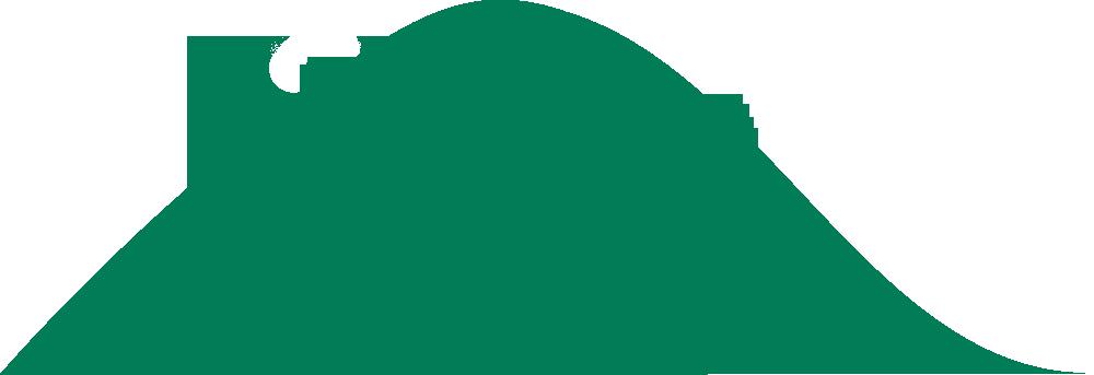 Hügel - Grafik