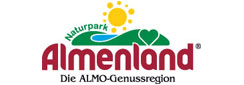 Logo Almenland - die Almo Genussregion