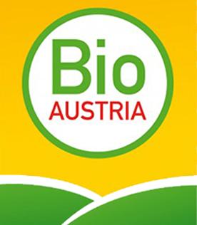 Bio-Austria Logo - der Feiertag