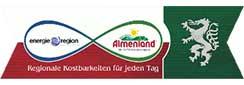 Logos energie-region und Almenland - Steiermark