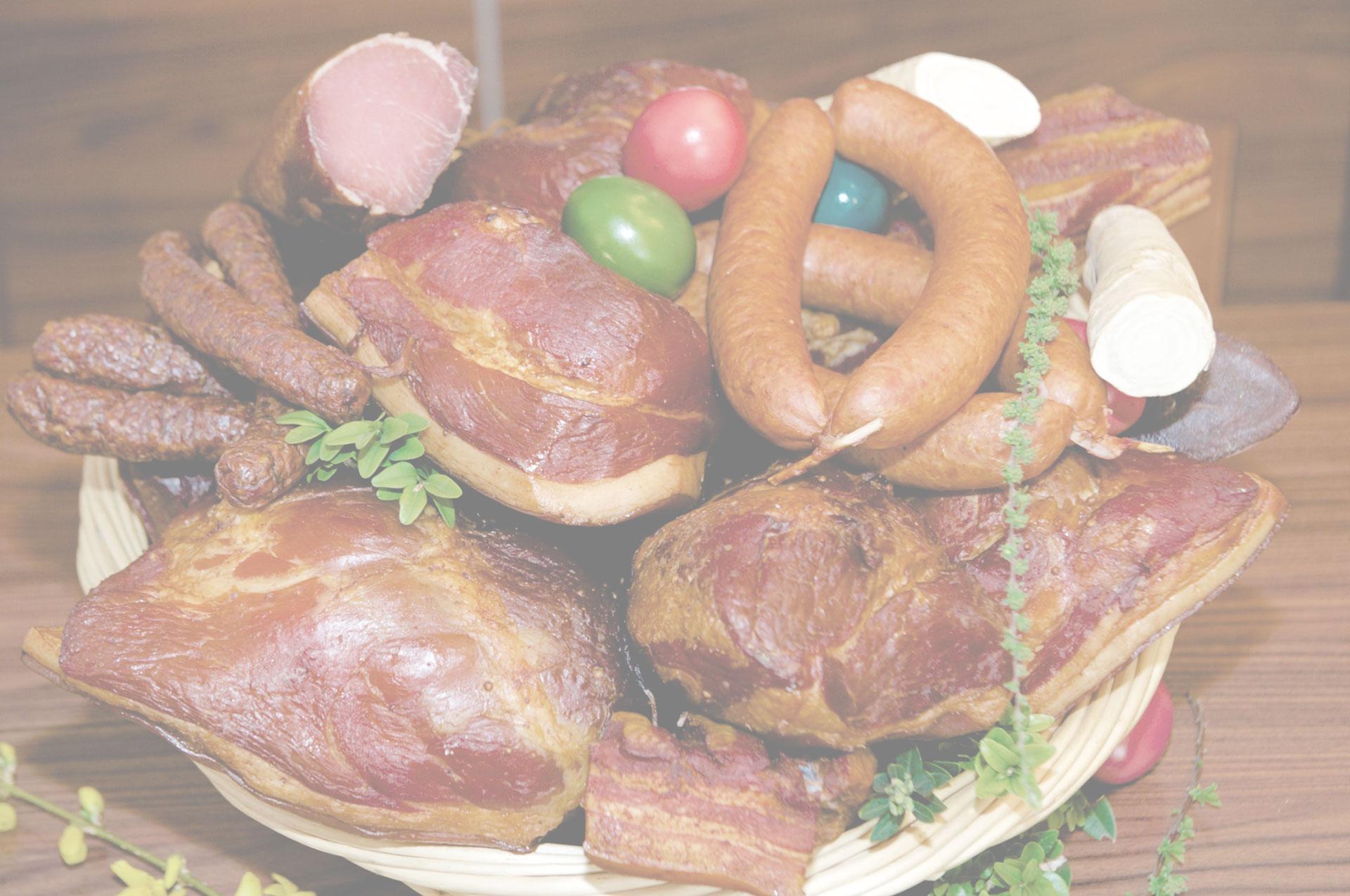 Slider Fleischkorb - Feiertag