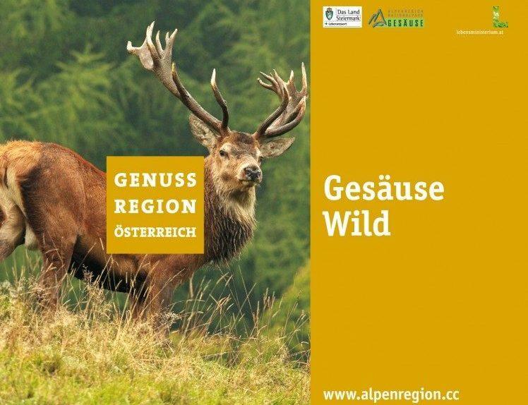 Gesäuse Wild aus der Genussregion Österreich