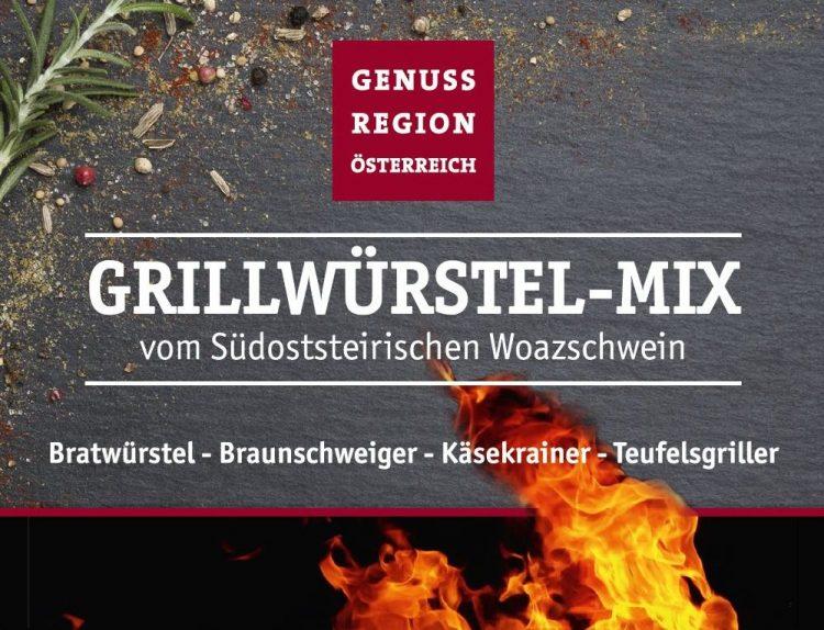 Etikett Grillwürstelmix